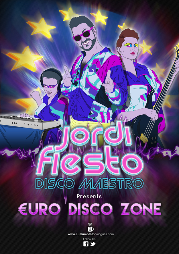 Euro Disco Zone - Promo